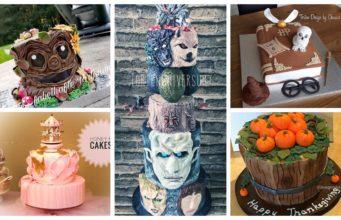 Vote: Designer of the Worlds Most Surprising Cake