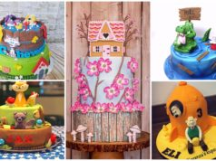Competition: Artist of the Worlds Highly Impressive Cake
