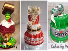 Competition: Artist of the Worlds Jaw-Dropping Cake