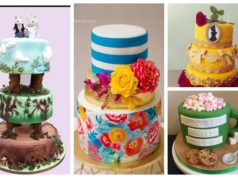 Competition: Best Cake Artist 2017