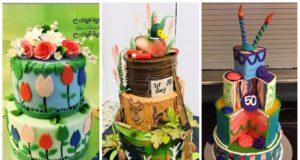 Competition: Decorator of the Worlds Nicest Cake