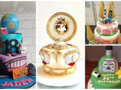 Competition: Designer of the Worlds Super Eye-Catching Cake