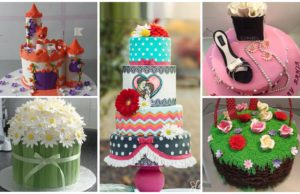 Competition: Worlds All Time Favorite Cake Artist