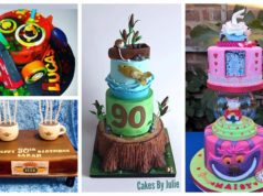 Competition: Worlds Leading Cake Expert
