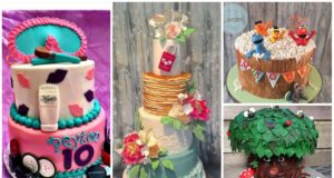 Competition: Worlds One-Of-A-Kind Cake Decorator