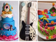 Competition: Worlds Super Artistic Cake Artist