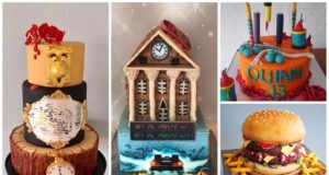Competition: Worlds Super Creative Cake Decorator
