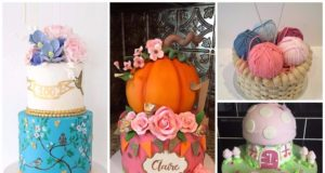 Contest: Artist of the Worlds Most Powerful Cake