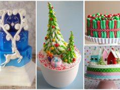 Super Impressive Holiday Cakes