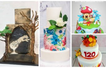Competition: Artist Of The World's Most Beautiful Cake