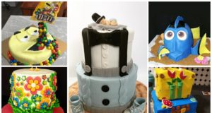 Competition: Designer of the Super Awesome Cake In The World