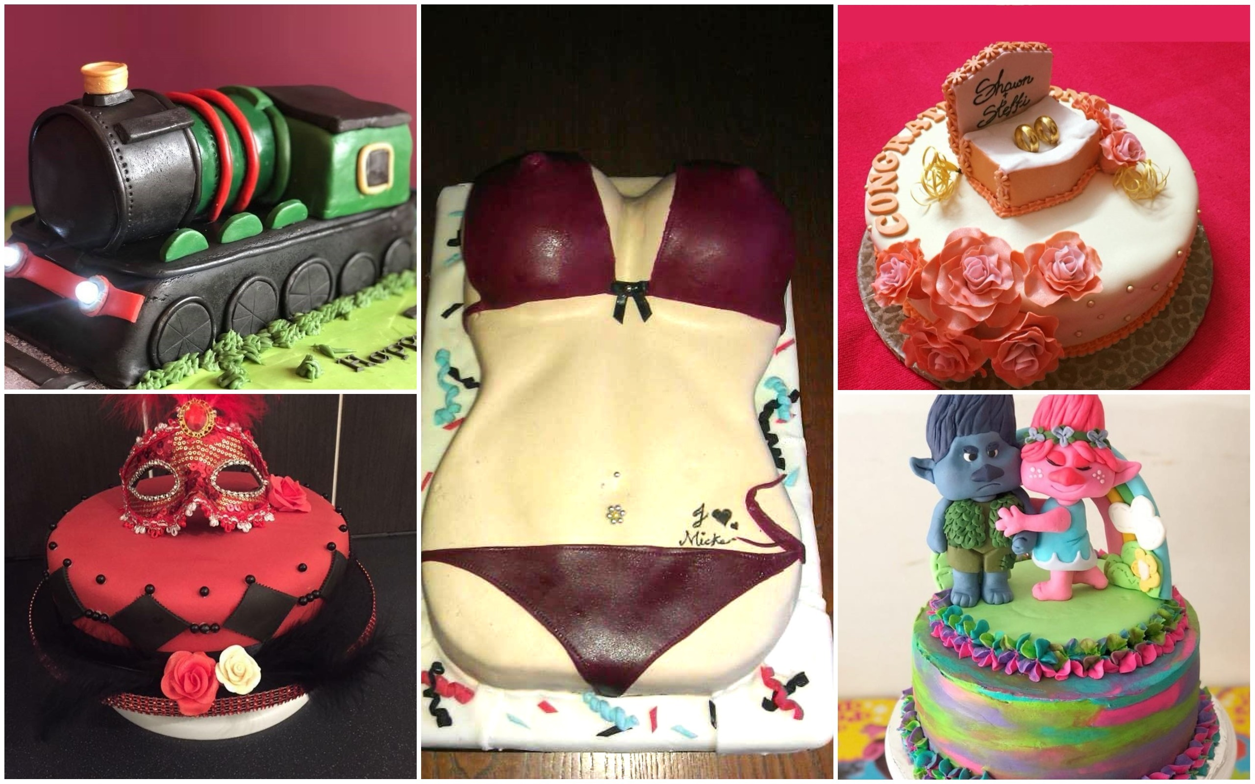 Competition: Artist of the World\'s Premier Cake