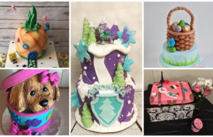 Competition: World-Class Cake Decorator