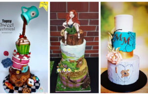 Competition: Worlds Highly Exceptional Cake Masterpiece