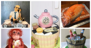 Vote: Worlds Super Creative Cake Artist