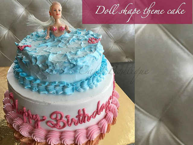 Cake by Juhi's Cake Boutique