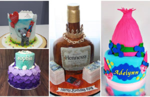 Competition: Worlds Super Magnificent Cake Expert