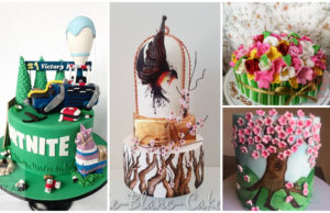 Vote: Artist of the Worlds Super Awesome Cake