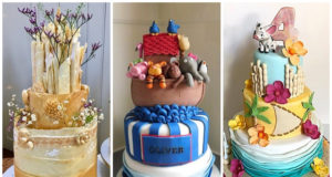 Vote: World-Class Cake Designer