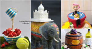 Vote: Decorator of the Worlds Super Impressive Cake