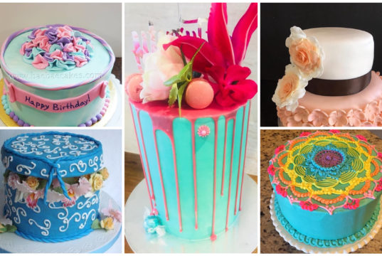 Vote: Worlds Most Trusted Cake Decorator
