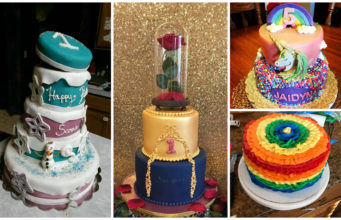 Vote: Worlds Super Talented Cake Expert