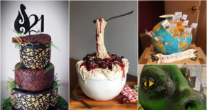 Vote: Worlds Super Astonishing Cake