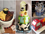 Vote: Worlds Super Fascinating Cake