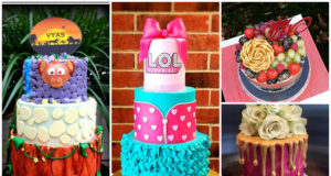 Vote: Worlds Super Remarkable Cake Designer
