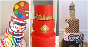 Competition: Worlds Superb Cake Masterpiece