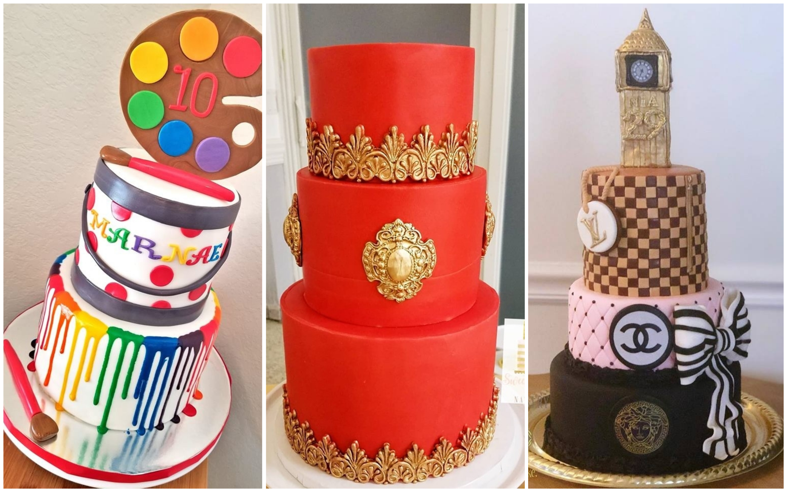 Competition: World's Superb Cake Masterpiece