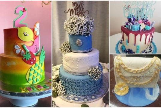 Vote: Artist of the World's Eye-Catching Cake
