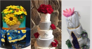 Vote: Artist of the Worlds Super Gorgeous Cake