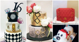 Vote: Artist of the Worlds Highly Captivating Cake
