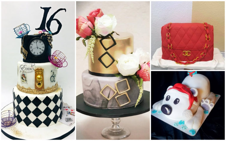 Vote: Artist of the World's Highly Captivating Cake