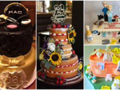 Vote: Worlds First-Class Cake Artist