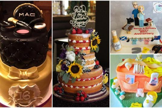 Vote: Worlds First-Class Cake Artist