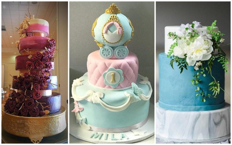 Vote: World's Most Brilliant-Minded Cake Designer