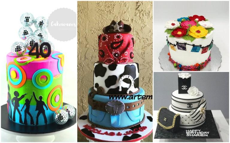 Vote: World's Super Exceptional Cake Artist