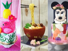 Vote: Artist of the Worlds Jaw-Dropping Cake