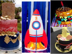 Vote: Artist of the Worlds Super Stunning Cake