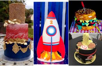 Vote: Artist of the Worlds Super Stunning Cake