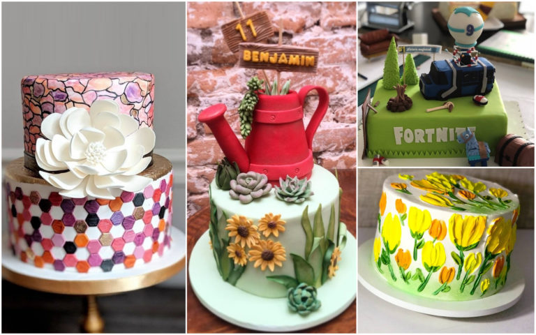 Competition: World's Super Mouthwatering Cake Masterpiece