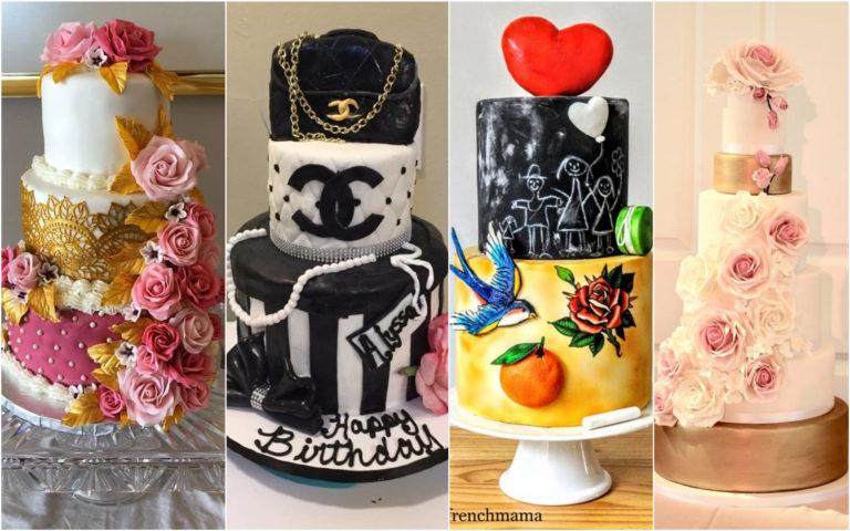 Vote: Designer of the World's Super Enticing Cake