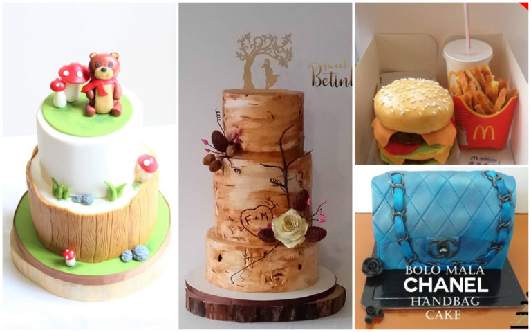 Vote: Very Clever Cake Decorator In The World
