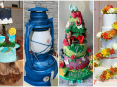 Vote: Worlds Top-Rated Cake Decorator