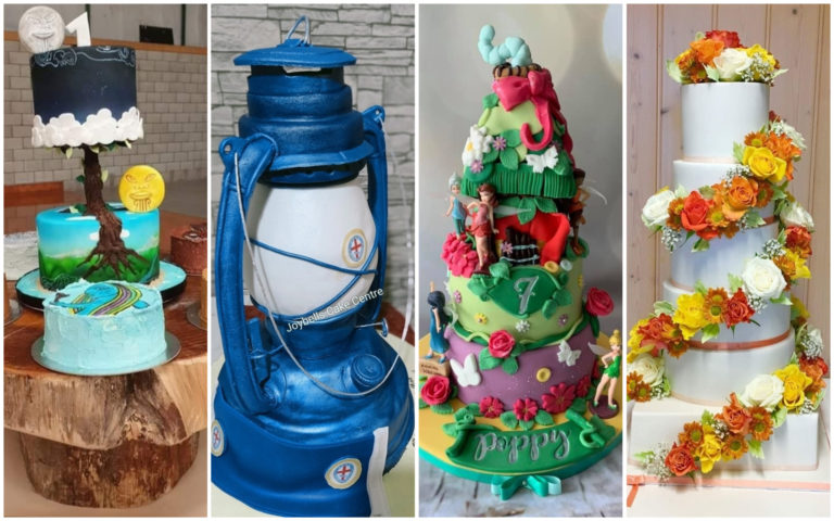 Vote: World's Top-Rated Cake Decorator
