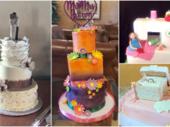 Competition: Worlds Super Intricate Cake