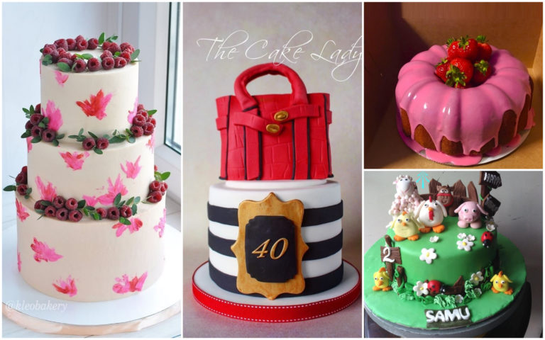 Competition: World's Super Intricate Cake