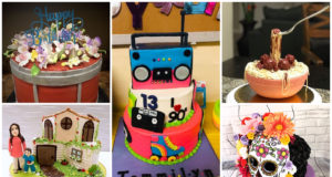 Vote: Artist of the Worlds Super Astonishing Cake Masterpiece